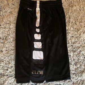 Nike Dri Fit Elite shorts size small
